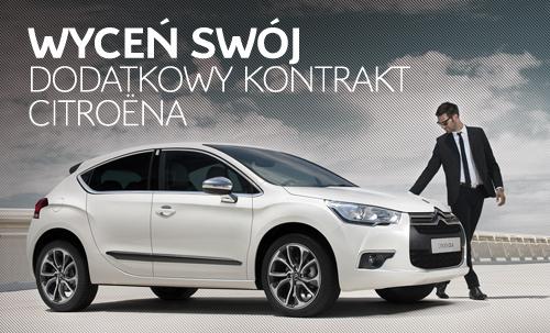 Kontrakt Serwisowy Citroen Warszawa Łomianki