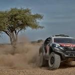 Sebastien Loeb Peugeot Sport Dakar 1