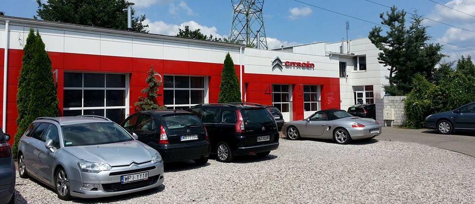Serwis ASO Citroen w Łomiankach tylko 8 km od centrum Warszawy !
