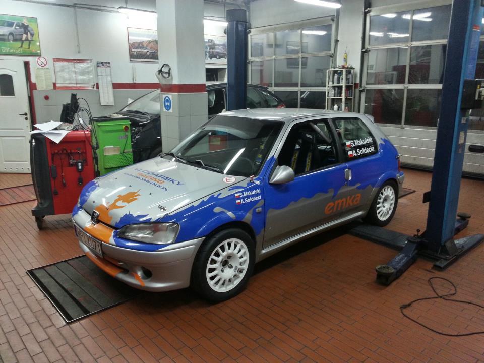 Włodarski Technic Citroen Warszawa ASO Motorsport saxo c2 106 ASO (13)