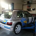Włodarski Technic Citroen Warszawa ASO Motorsport saxo c2 106 ASO (3)
