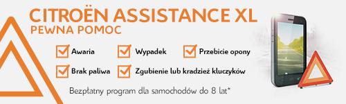 Assistance Citroen Warszawa Łomianki Włodarski Technic