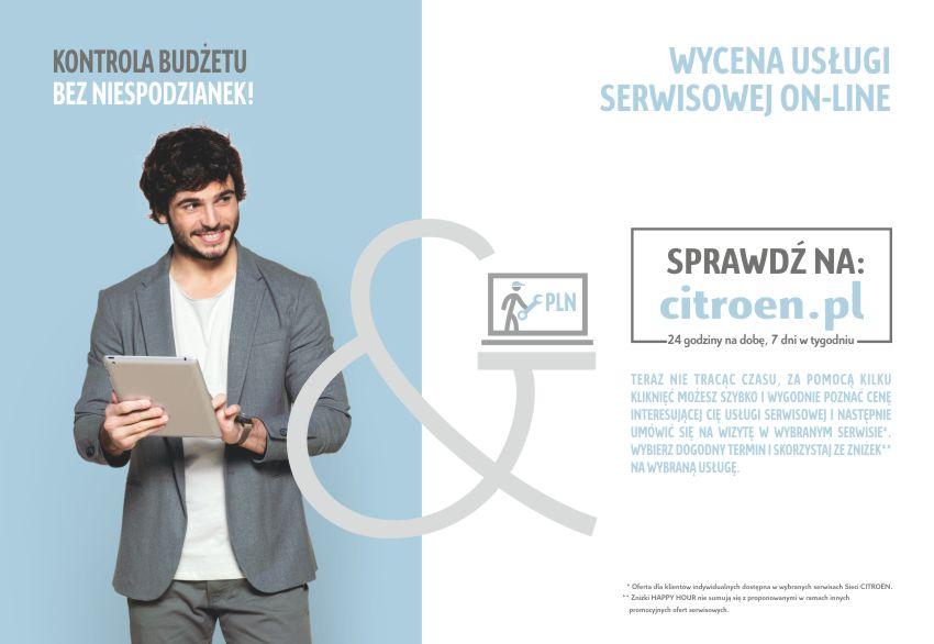 Citroen Warszawa Katalog Ofert Na Każdy Sezon Zima 2016 2017 Włodarski Technic (6)