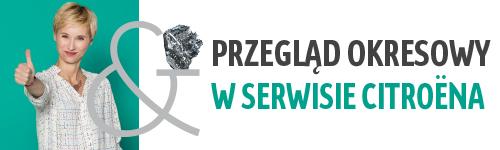 przegląd Serwis Citroen Warszawa Łomianki ASO