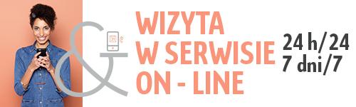 wizyta on line Serwis Citroen Warszawa Łomianki ASO